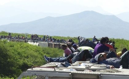 Central American migrants face various perils on their journey to the U.S. (Photo: Reuters)