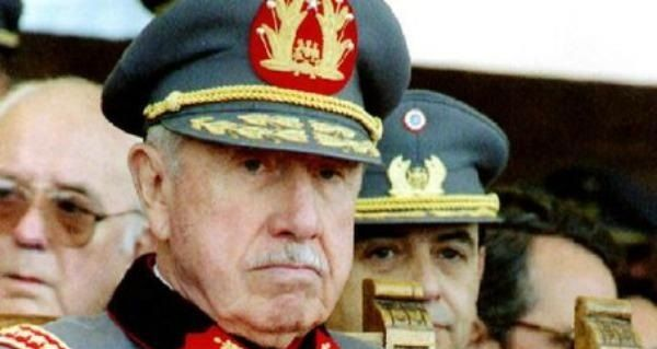General Augusto Pinochet led a violent military dictatorship from 1973-1990.