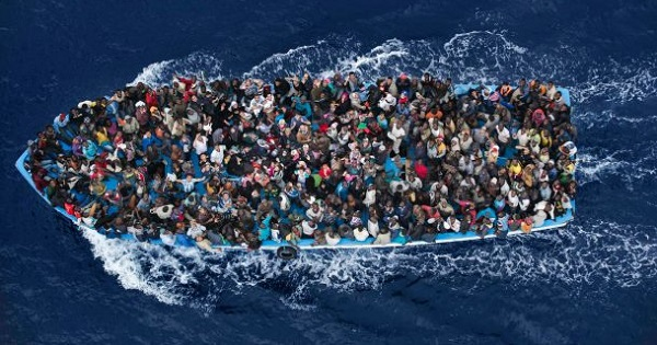 The majority of the refugees feared dead at sea are from Somalia, according to local news reports.