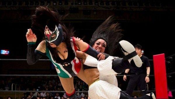 Mexican Women Wrestling 15