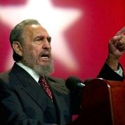 Fidel Castro, former president and leader of the Cuban revolution, died in November at age 90. Affectionately known as El Comandante in socialist Cuba, Fidel Castro