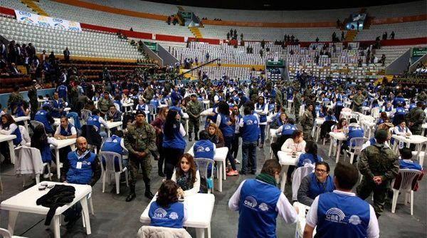 Nuevo conteo de votos en Ecuador ratifica triunfo de Lenín Moreno