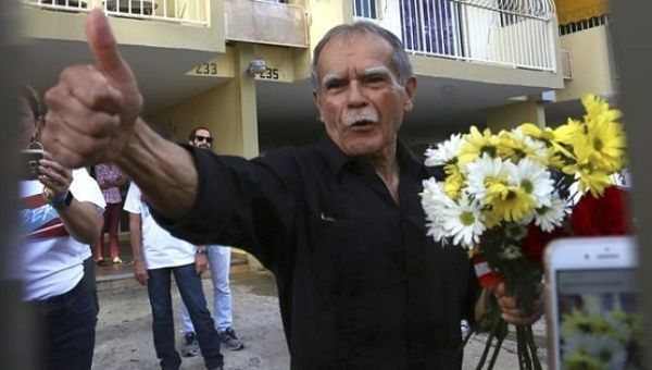 Puerto Rican nationalist to march, but not as parade honoree