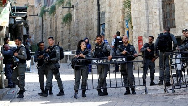 Palestinian Terrorist Killed After Attacking Israeli Officers in Protest of Broken…