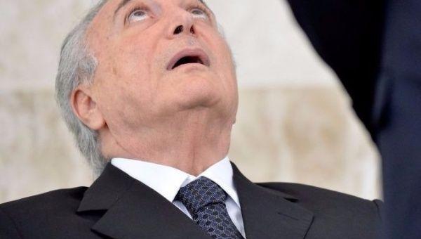 Brazil's top court approves new graft probe of President Temer