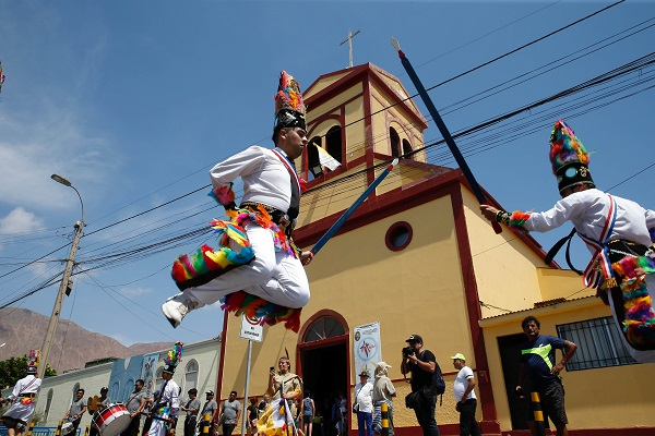 The dance is known as Puno in Peru, and La Tirana in Chile. It is not uncommon for the ritual to be used as a symbol for Indigenous cultural identity.