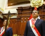 Peru's New President Sworn In Following PPK Resignation