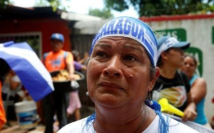 Above all, people in Nicaragua want to be able to live, work and study in peace, writes Tortilla Con Sal.