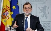 Prime Minister Mariano Rajoy said he would fight off the no-confidence vote and serve his four-year term.