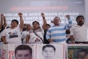 Families of the 43 missing students told a press conference that the judicial ruling will