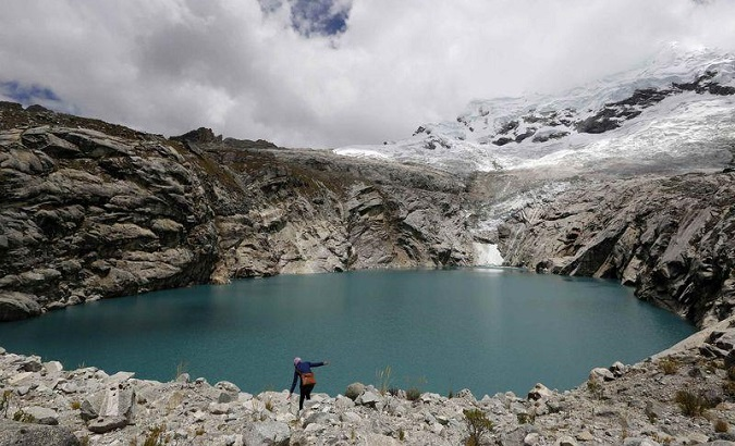 Lake Palcacocha has unleashed disaster before: in 1941, a glacier piece fell into the lake, causing a landslide that killed 1,800 people.