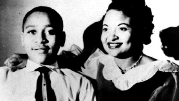 Mamie Till Mobley and her son, Emmett Till, whose lynching in 1955 became a catalyst for the civil rights movement.