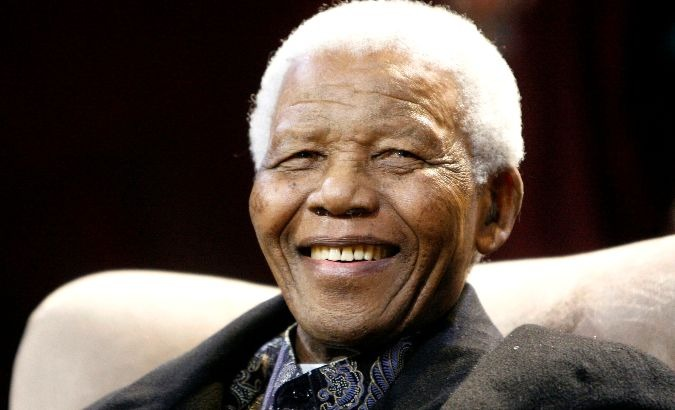 The activist was born Nelson Rolihlahla Mandela, but affectionately known as Madiba.
