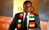Mnangagwa urged the people to remain calm and patient as the ZEC finalizes the results of the polls.