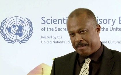 Sir Hilary Beckles serves as chair of the Caricom Reparations Commission.