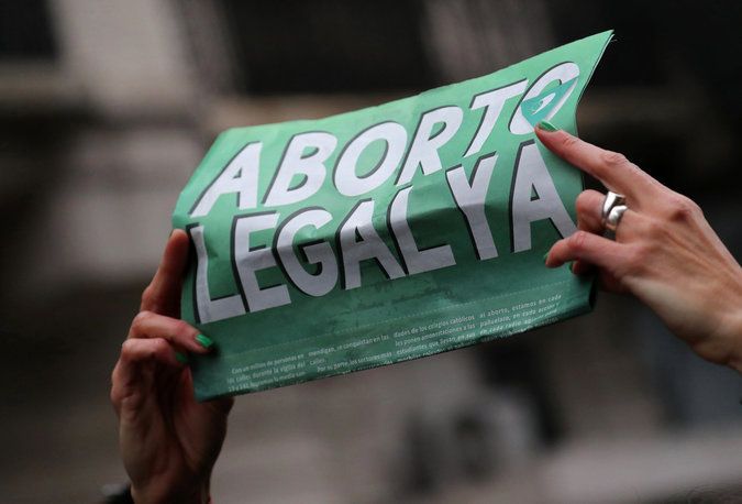 Women rights group want an end to the unregulated abortions that, according to government data, are the country