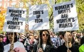 Sexual harassment policy is changing at Google a week after 20,000 workers protested.