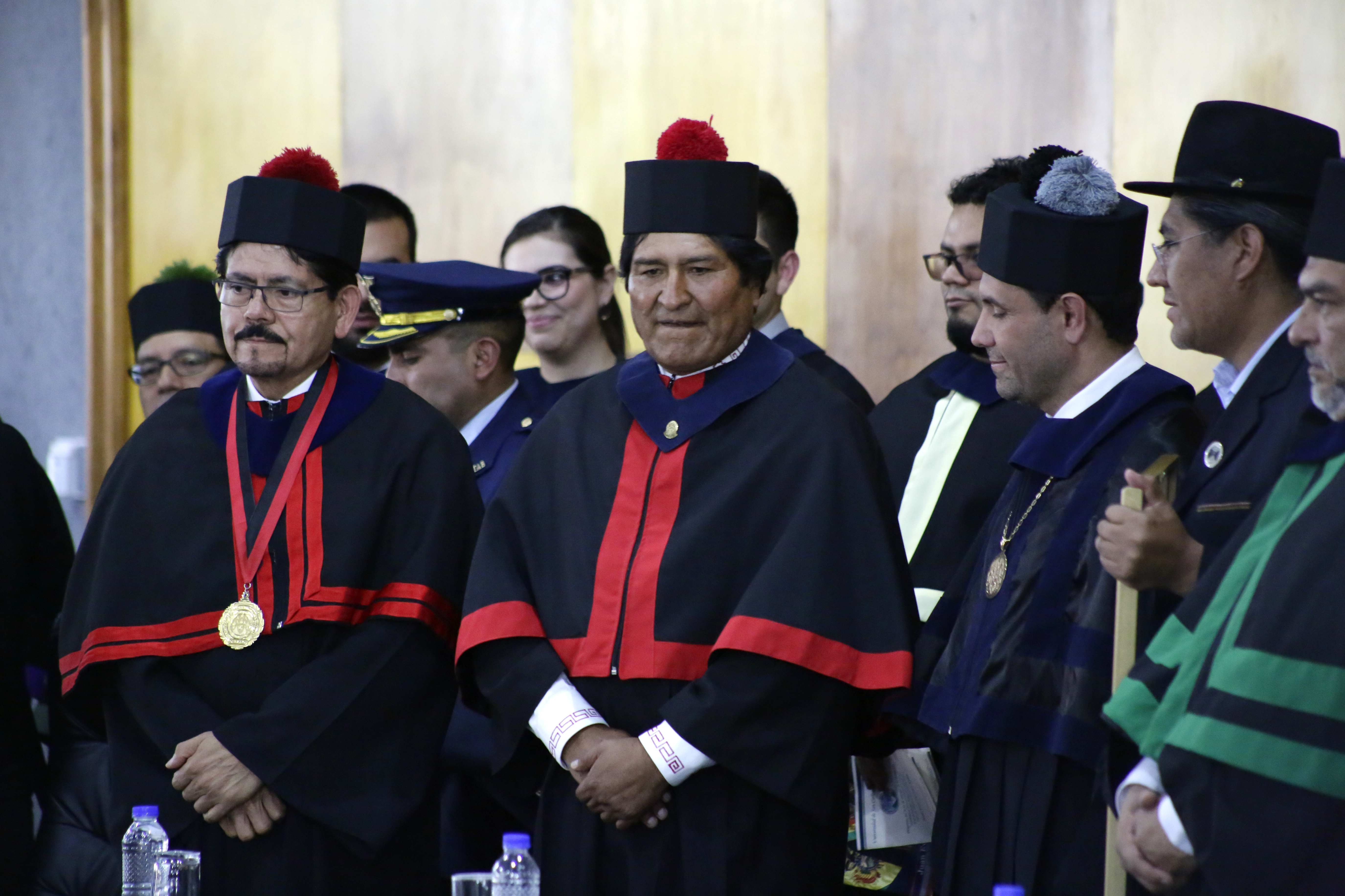Evo Morales, ¿anti indígena, anti universitario, dictatorial?