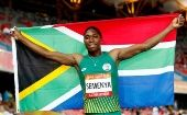 The 28-year-old distance runner Caster Semenya has said she does not wish to take medication to change who she is and how she was born.