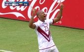 Salomon Rondon has become Venezuela
