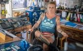 Pia Klemp is one of the few female boat captains, when only 1 in 100 sea captains are women.
