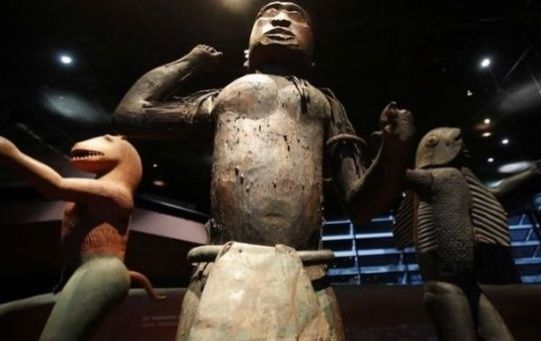 Benin government officials requested the repatriation of these, as a study by French historians pointed out that they were never intended for long-term loan.
