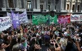 Chilean feminists will march for legal abortion in the country.