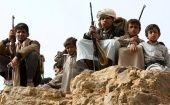 Thousands of Yemeni civilian, including desperately poor children, are recruited to fight along the Saudi border, defending it from the Houthis.