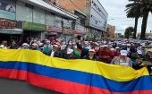 Colombia: National Strike Against Duque's Labor Reforms