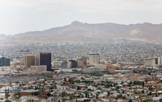 Ciudad Juarez, one of the areas hardest hit by drug war violence