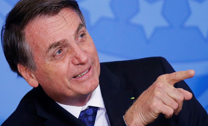 After several differences with PSL authorities, Bolsonaro creates his own party Alianza Por Brasil.