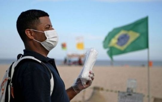 Brazil has been the most affected country in Latin America since the first coronavirus case was reported in the region.