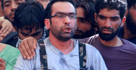 Hizbul Mujahideen commander, Riyaz Naikoo was killed by Indian troops.