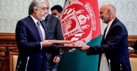 Now, with the deal, Afghan authorities are hoping to enter peace talks with the Taliban to end years of violence.