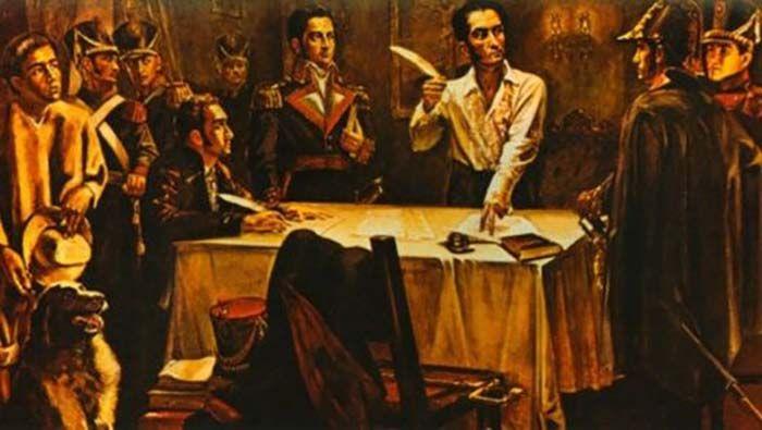Significado del Decreto de Guerra a Muerte de Simón Bolívar | Noticias |  teleSUR