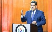 President Maduro rejected EU involvement in the internal affairs of the country