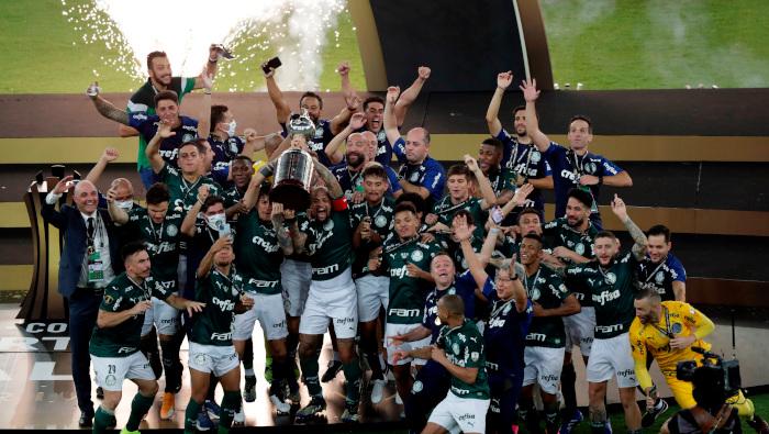 Palmeiras de Brasil es el nuevo campeón de la Copa Libertadores | Noticias  | teleSUR