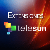 telesur extension chrome