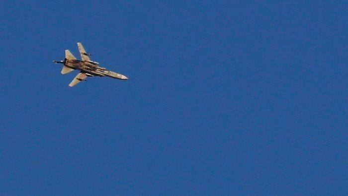 Israel atacó posiciones sirias en respuesta al lanzamiento de dos cohetes